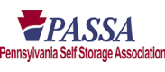 Pennsylvania Self Storage Association logo